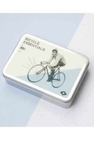 Men's Society Woonaccessoire Bicycle Essentials Argent/Blanc
