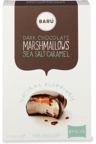 Baru Marshmallows Dark Chocolate Sea Salt Caramel Pas de couleur / Transparent