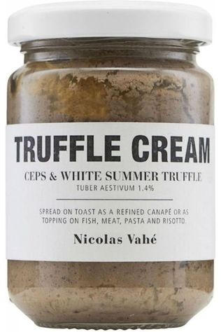 Nicolas Vahé Truffle cream ceps & white summer truffle Pas de couleur / Transparent
