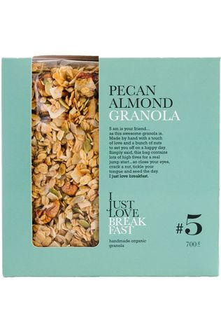 I Just Love Breakfast Granola #5 700gr Pas de couleur / Transparent