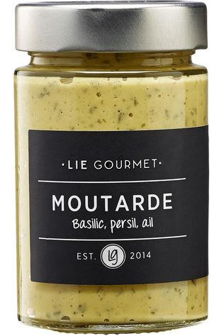 LIE GOURMET Nourriture Mustard, Parsley, Basil, Garlic Pas de couleur