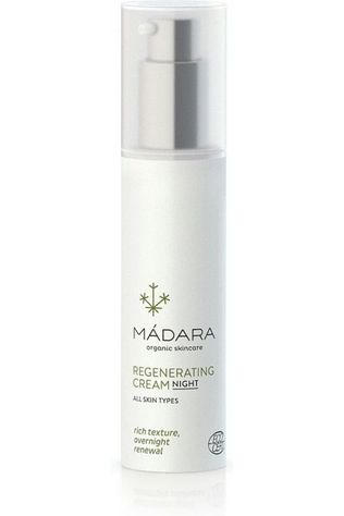 Madara Cosmetics Gommage/Lotion/Huile Maco Regenerating Night Cream 50 Ml exceptions