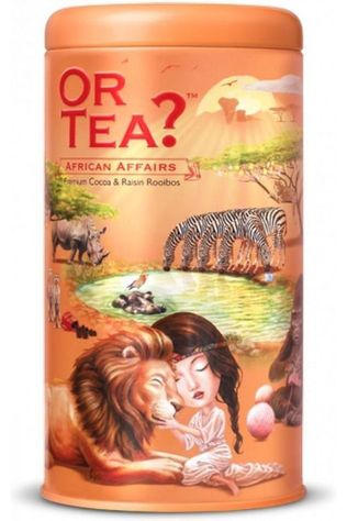 Or Tea? Boisson African Affairs Orange