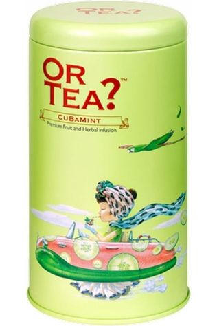 Or Tea? Drinken Cubamint Middengroen