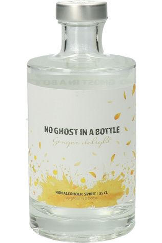 NO GHOST IN A BOTTLE Boisson Ginger 35Cl Pas de couleur