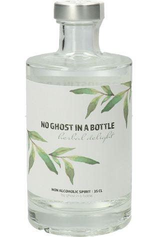 NO GHOST IN A BOTTLE Boisson Herbal 35Cl Pas de couleur
