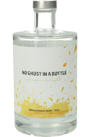 NO GHOST IN A BOTTLE Drinken Ginger 70Cl Geen kleur