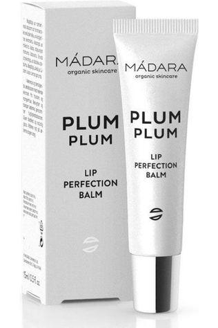 Madara Cosmetics Make-Up Plum Lip Balm 15ml Geen kleur / Transparant