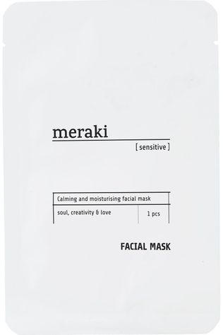 Meraki Facial Mask Sensitive Blanc