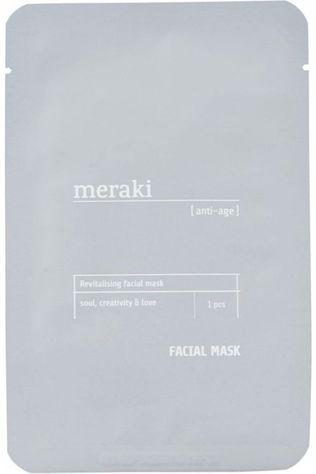 Meraki Facial Mask Anti Age Blanc