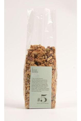I Just Love Breakfast Granola #5 250 gr Geen kleur