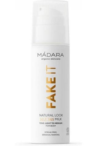 Madara Cosmetics Lotion Natural Look Self Tan Milk Pas de couleur / Transparent
