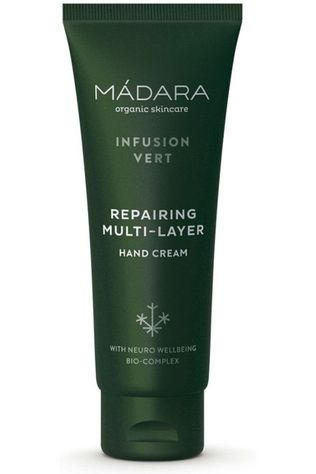 Madara Cosmetics Hand Cream Infusion Vert Repairing Multi Layer Pas de couleur