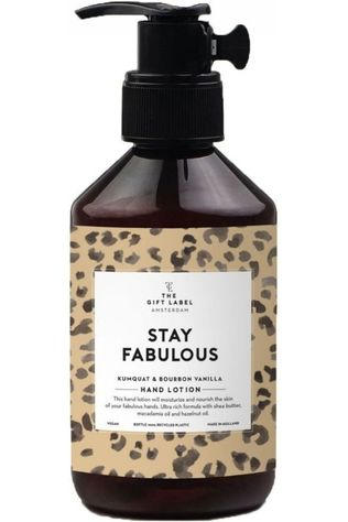 The Gift Label Lotion Hand Stay Fabulous Geen kleur