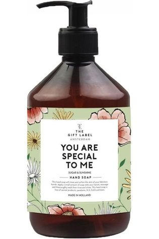 The Gift Label Savon You Are Special To Me Vert Moyen/Rouge Moyen
