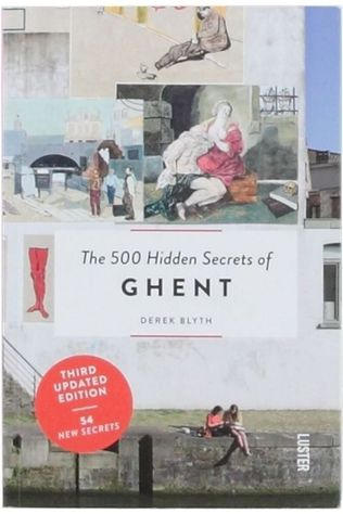 Luster Boek The 500 Hidden Secrets Of Ghent Geen kleur