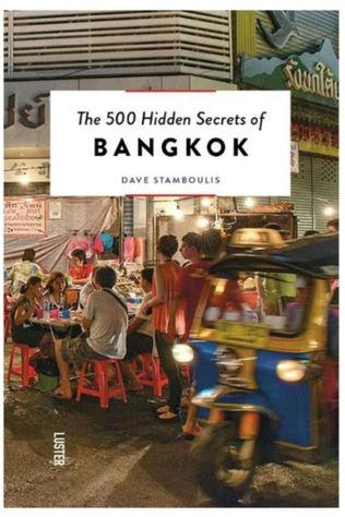Luster Boek The 500 Hidden Secrets Of Bangkok Geen kleur / Transparant
