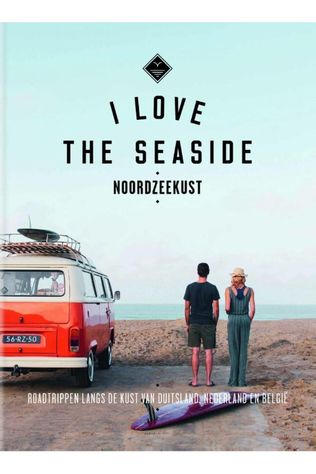 Mo-Media Boek I Love The Seaside Noordzeekust Geen kleur / Transparant