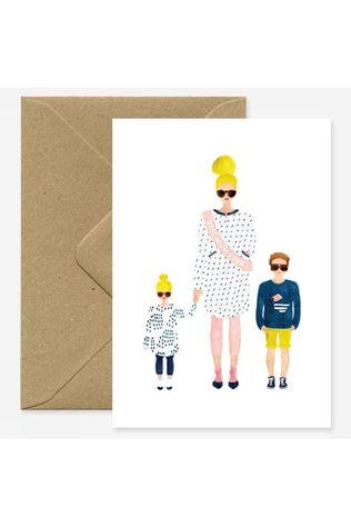 All the ways to say CARTE DE VOEUX ALL BEST MUM EVER Pas de couleur / Transparent