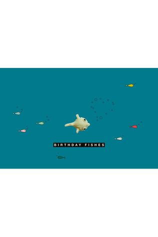 Leuke Kaartjes Carte De Voeux Birthday Fishes Assorti / Mixte