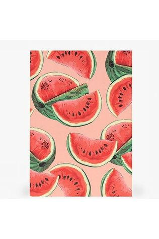Wouf Papierwaren A5 Notebook Watermelon Rood/Middenroze