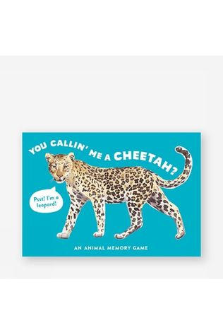 Laurence King Spel You Callin Me A Cheetah? Geen kleur
