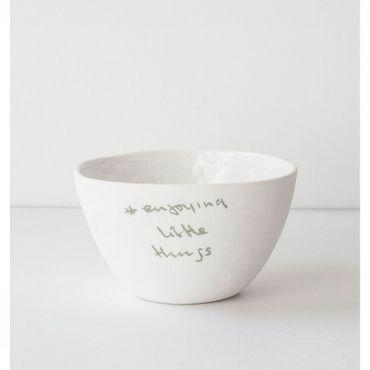 Servies Bowl Historias