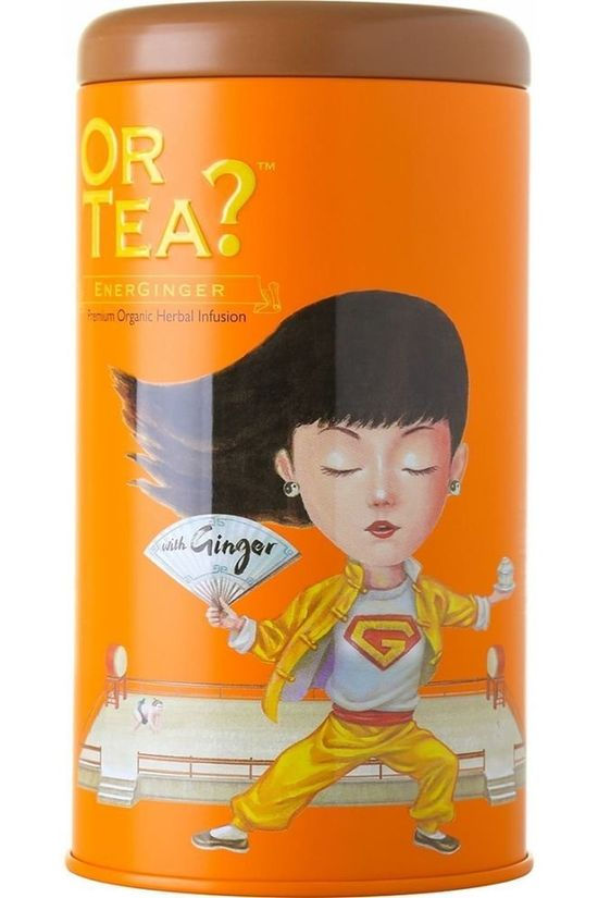 Or Tea? Thee Tin Can Energinger Geen kleur / Transparant