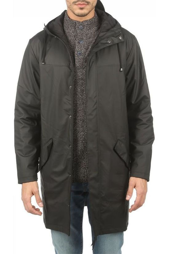 Rains Manteau Alpine Noir