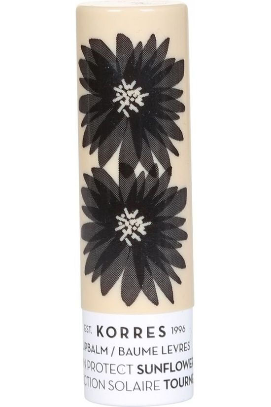 Korres Sunflower Lipbalm SPF20 Pas de couleur / Transparent