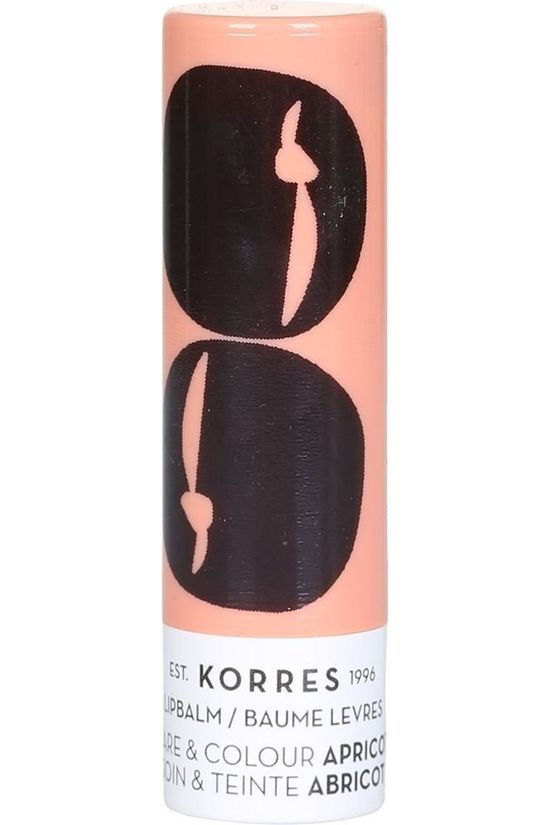 Korres Apricot Care Lipbalm Rose Clair