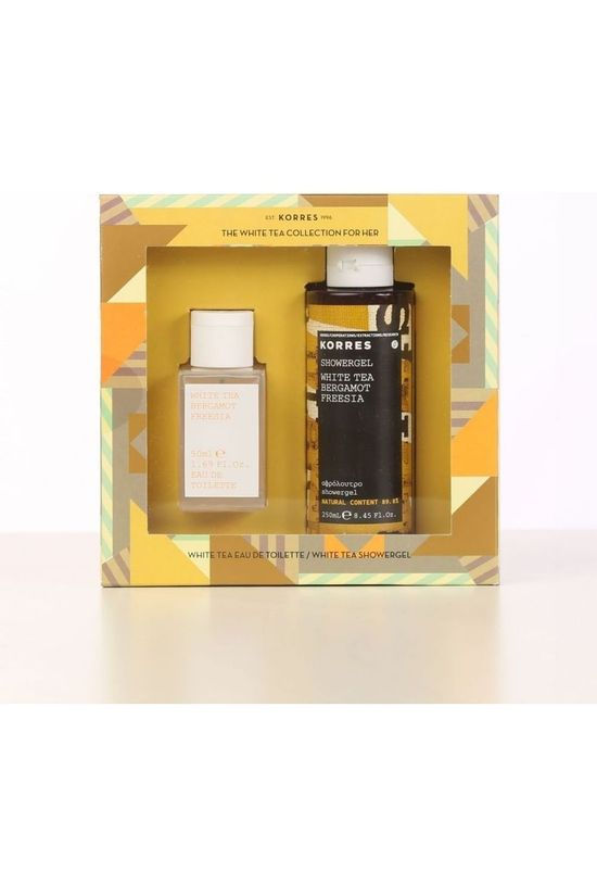Korres Parfum White Tea Collection For Her Gift Set Assorti / Mixte