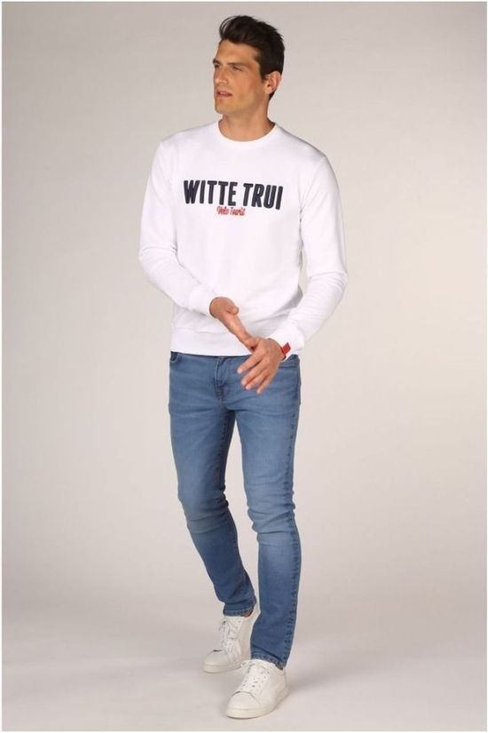 Antwrp Pull 2001-Bsw007 Blanc