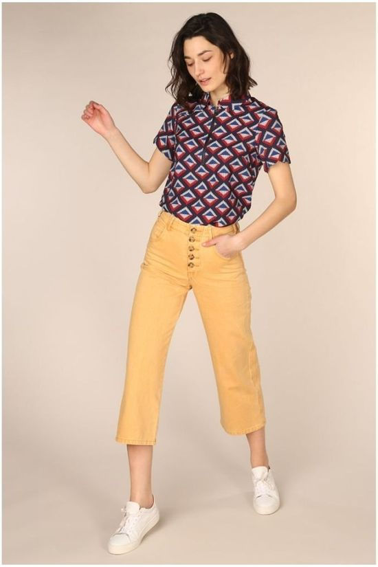 Orfeo Jeans Myrtille Jaune Clair