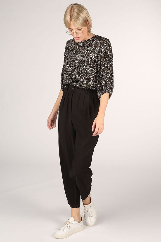 Co'Couture Pantalon Tatjana Noir
