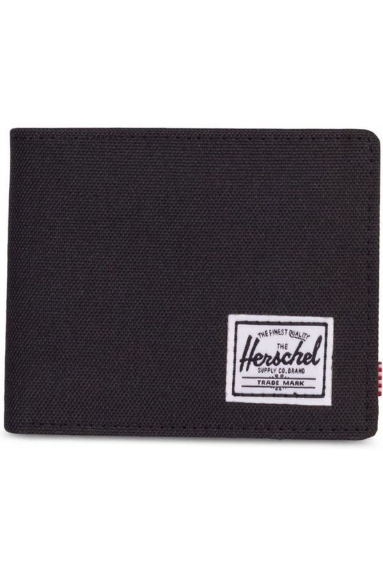 Herschel Supply Portefeuille Roy Coin Zwart