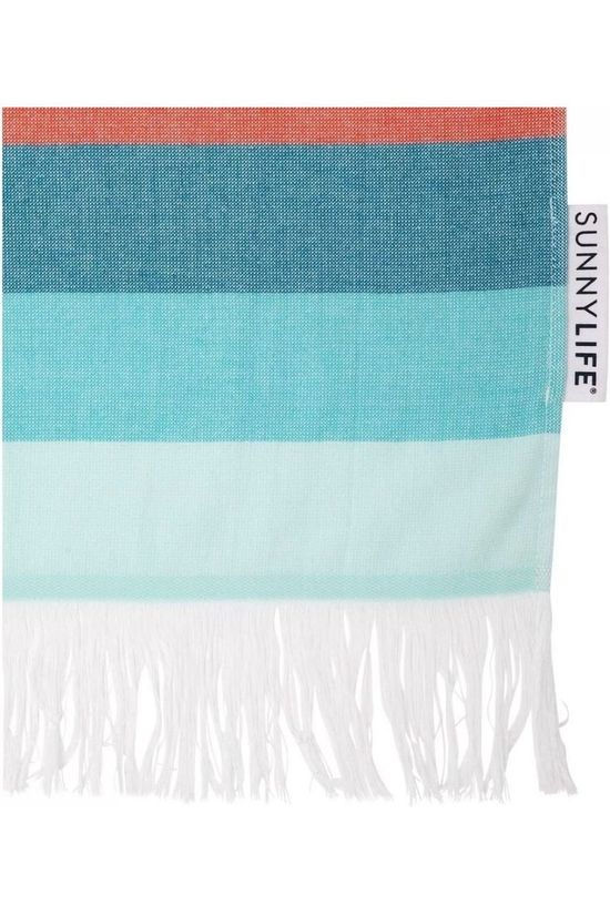 Sunnylife Divers Fouta Towel Islabomba Assorti / Mixte