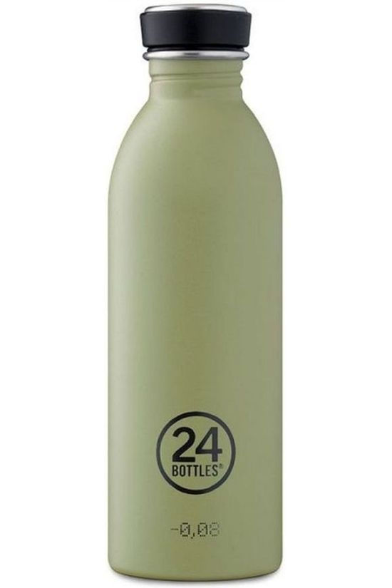 24Bottles Gourde Urban Bottle 500ml Kaki Clair/Assorti / Mixte