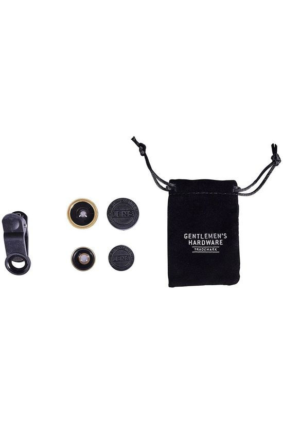 Gentlemen's Hardware Gadget Smart Phone 3 in 1 Lens Kit Geen kleur