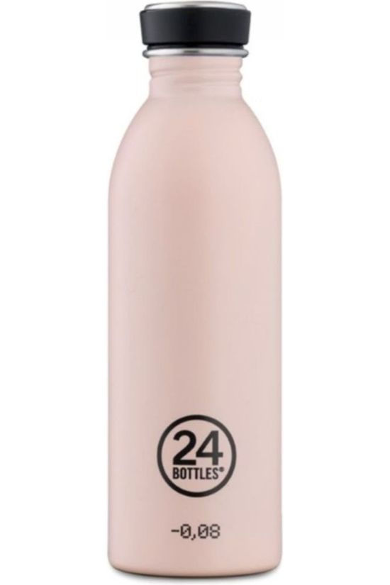 24Bottles Drinkfles Urban Bottle 500ml Lichtroze
