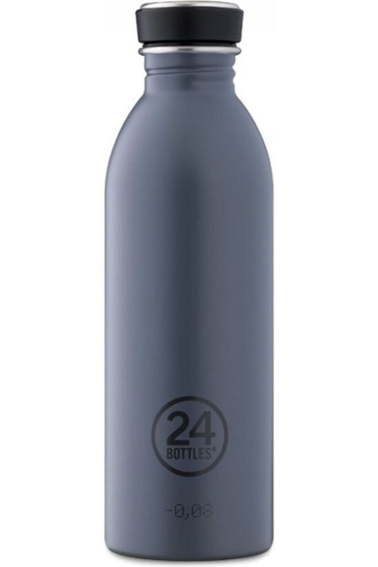 24Bottles Gourde Urban Bottle 500ml Gris Moyen