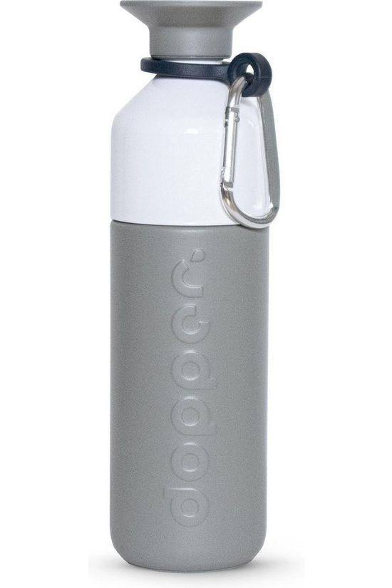 Dopper Drinkfles Dopper Insulated 580ml - KLM Special Edition Lichtgrijs