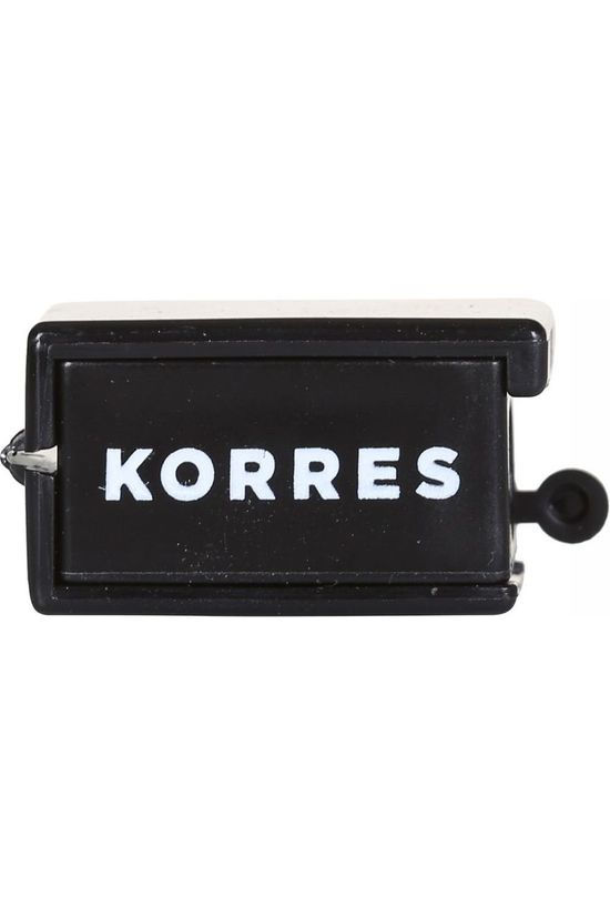 Korres Make-Up Potloodslijper Geen kleur / Transparant