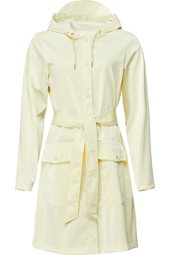 Rains Manteau  1824 Jaune Clair