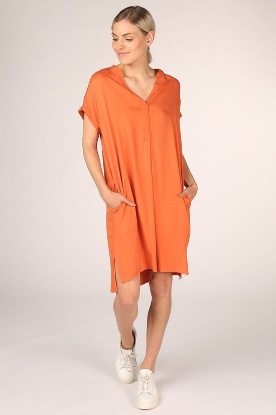 ARMEDANGELS Robe Niaraa Orange