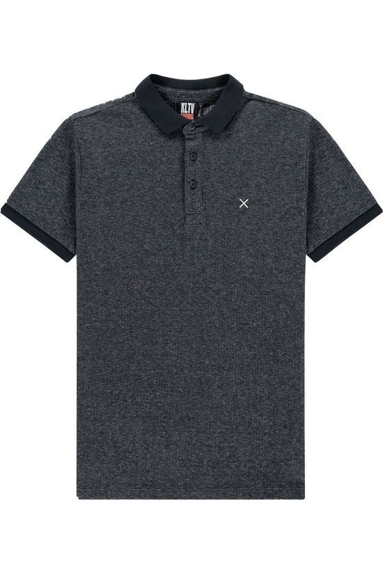 Kultivate Polo Aroq Donkerblauw