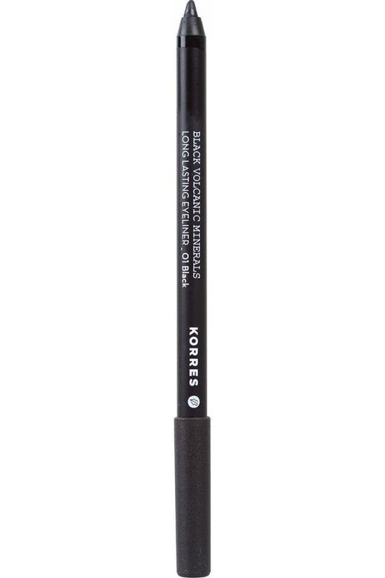 Korres Maquillage Pencil Long-Wear Min Black Noir