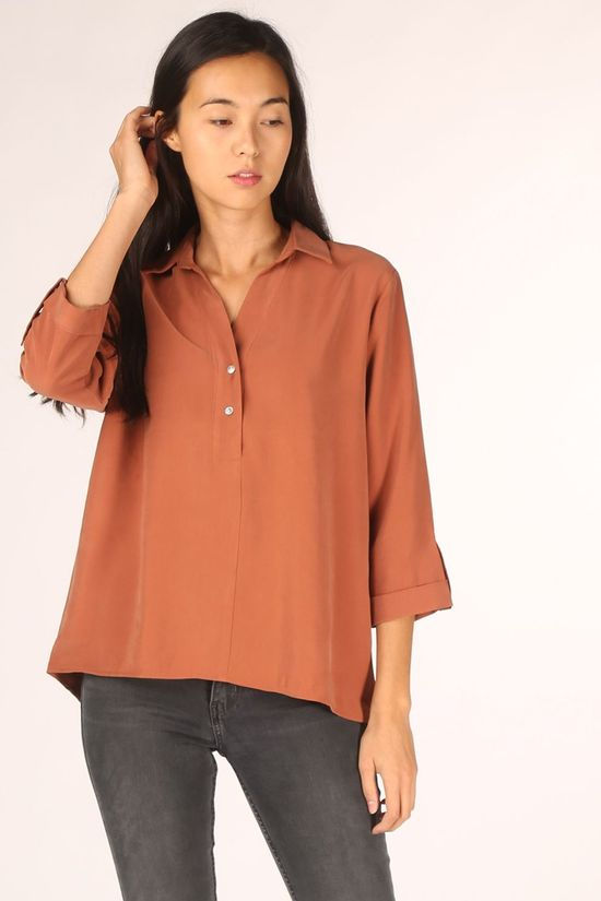 Wearable Stories Blouse Nina Middenroze