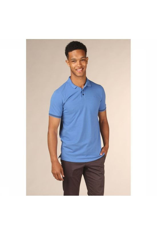 Matinique Polo Poleo Ds Middenblauw
