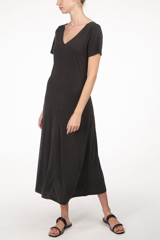 Minimum Jurk Siah Dress Zwart